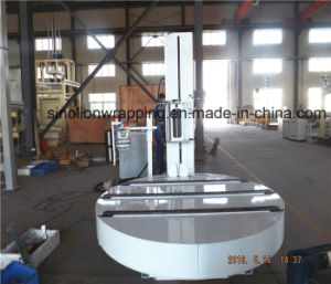 Full Auto Stretch Film Wrapping Machine pictures & photos