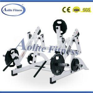 Commercial Gym Equipment Squat High Pull / Weightlifting Exercise Equipment for Wholesale pictures & photos