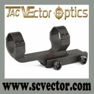 Vector Optics 30mm One Piece Rifle Scope Picatinny Offset Mount Mil-Spec Finish pictures & photos