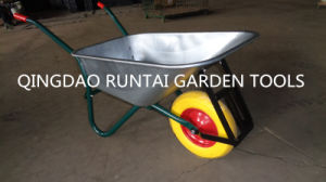 Hot Sale Durable Strong Beauty Wheelbarrow (WB5009) pictures & photos