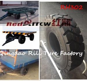 700-9/ 700-12/ 650-10/ 600-9 Flatform Trailer Tire 600-9-10pr Rh302 Pattern pictures & photos
