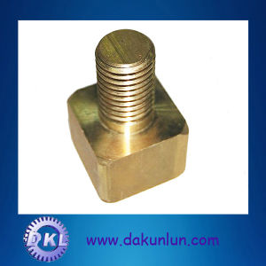 Brass/ Copper CNC Machining Turned Parts (DKL004) pictures & photos