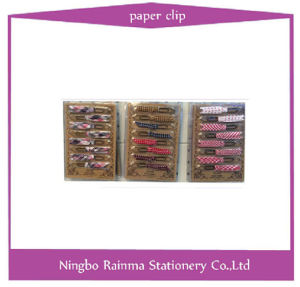 Cloth Art Stationery Paper Clip for Promotion Gift pictures & photos