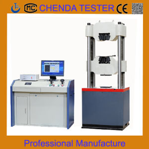 Wew-2000d Computer Display Hydraulic Universal Testing Machine pictures & photos