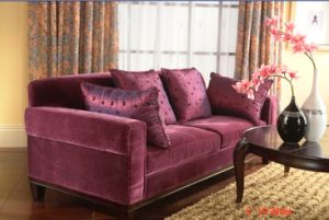 Hospitality Sofa/Hotel Living Room Sofa (GL-039) pictures & photos