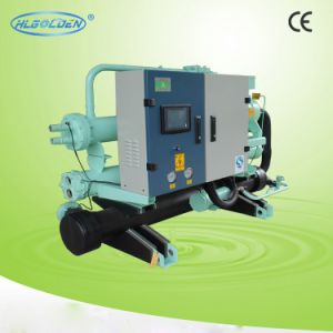 Multi - Function Water Cooled Screw Chiller / Water Cooler Chiller pictures & photos