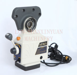 Al-410sx Vertical Electronic Milling Machine Table Feed (X-axis, 220V, 550in. lb) pictures & photos