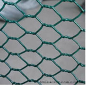 Hexagonal Wire Netting Used for Poultry Cage pictures & photos