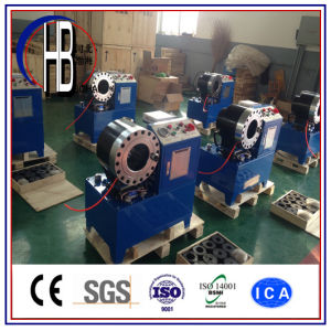 Reliable Performance Hydraulic Hose Crimping Machine pictures & photos