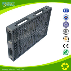 Grey Color Plastic Pallet 1200*800*135mm High Quality HDPE Material pictures & photos