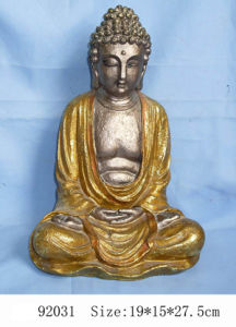 Polyresin Buddha Decoration (LE87-92031)