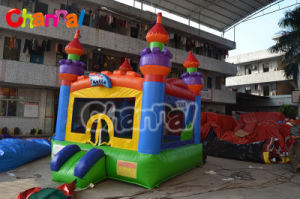 Candy Castle/Lovely Inflatable Kids Jumping Bounce House pictures & photos
