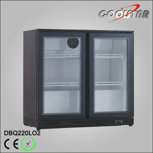 Two Open Door Club Cooler (DBQ-220LO2) pictures & photos