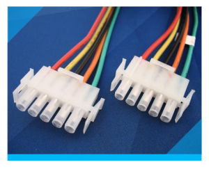 Custom Flat Cable Wire Harness with Molex Connector pictures & photos