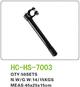 Bicycle Handlebar Stem for All Kinds of Bicycle (HS-7003) pictures & photos