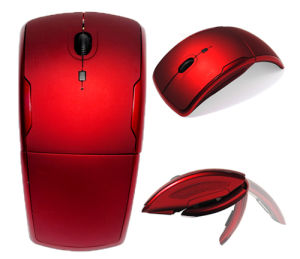 RF Fold Wireless Mouse Style No. Msx-031 pictures & photos