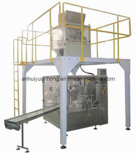 Automatic Rotary Bag Given Packaging Machine (YHXZ6-1K) pictures & photos