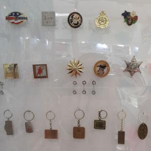 Custom National Day Metal Bookmark Souvenir pictures & photos