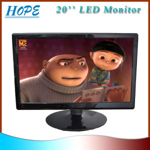 Brand New Panel Wide Screen 20 Inch LED Monitor HDMI pictures & photos
