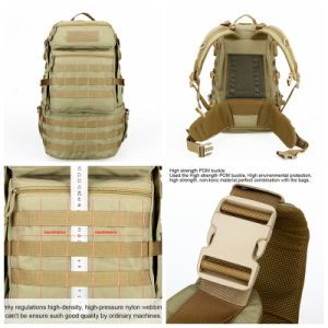 Tactical Travelling Camping Hiking Mountain Waterproof Backpack Cl5-0062 pictures & photos