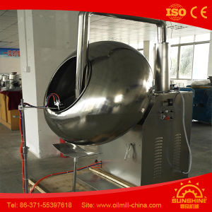 Nuts Sugar Coating Machine Automatic Coating Machine pictures & photos