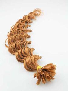 Russian Remy Italian Keratin U Tip Fusion Human Hair Extensions