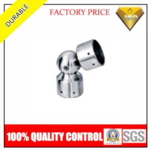 Stainless Steel Handrail Fittings Elbow Connector for Round Pipe (JBD-A022) pictures & photos