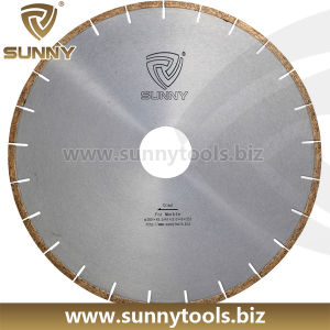 350-400mm Marble Diamond Saw Blade for Cutting Marble Slab pictures & photos