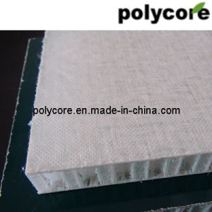 Polypropylene Fiberglass Honeycomb Panel pictures & photos