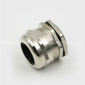 G1/4-G2 Customized IP68 Waterproof Metal Cable Gland with ISO Certified pictures & photos