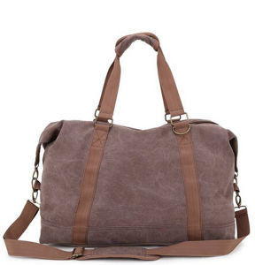 Fashion Canvas Travel Duffel Bags for Lady/Women, Outdoor Bags pictures & photos