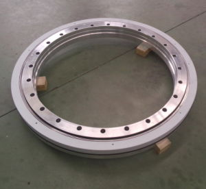 Aluminium Wire-Race Slewing Bearings Ball or Roller Type pictures & photos