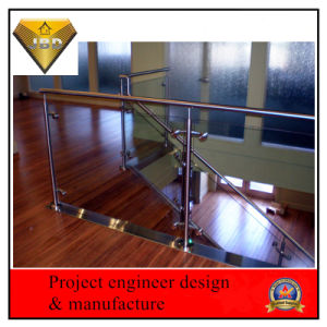 Stainless Steel Guard Rail for Balcony and Staircase pictures & photos