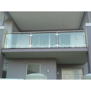 Stainless Steel Balcony Balustrade for Glass Fence with Glass Clamp pictures & photos