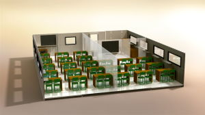 Prefabricated Classroom (pH-89) pictures & photos