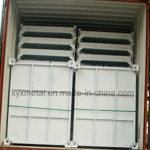 Collapsible Warehouse Folding Metal Storage Stacked Stillages pictures & photos
