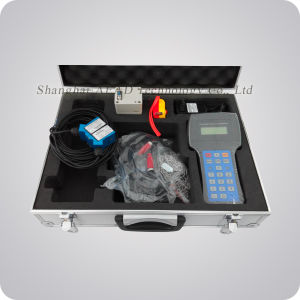 Portable Ultrasonic Flow Meter, Clamp-on Type/Ultrasonic Flow Transducer pictures & photos