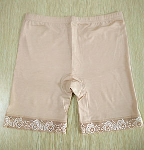 Women Fashion Clothes Lady Safety Pants Seamless Underwear Underpants pictures & photos