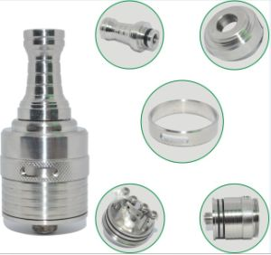 Stainless Steel Rebuildable Helios Rba Atomizer