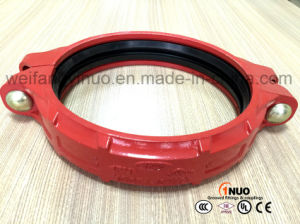 "FM/UL/Ce 300 Psi Ductile Iron Grooved Coupling-10"" pictures & photos"