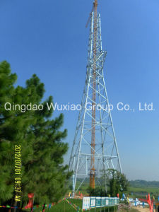 Low Voltage & High Voltage Steel Power Transmission Tower pictures & photos