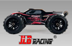 2.4G 1/10th Cheetah Electric Brushless RC Car pictures & photos