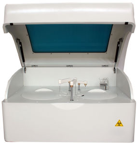Med- L-Faith-3000 300 Tests/Hour Fully Automatic Chemistry Analyzer pictures & photos