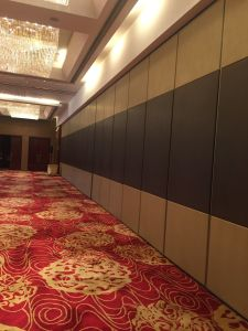 Hotel Soundproof Partition Walls for Hotel, Conference Hall, Multi-Function Hall pictures & photos