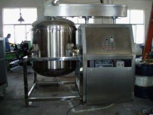 1300L Vacuum Emulsifier Mixer Hydraulic Lifting (ZJR-1300) pictures & photos