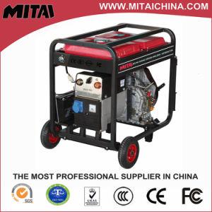 190A MMA Welder Powered by Gasoline Engine