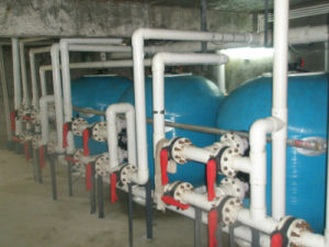 Pressure Sand Filter for Water Treatmen pictures & photos