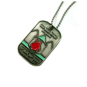 Promotion Gift Dog Tags Made of Aluminium pictures & photos