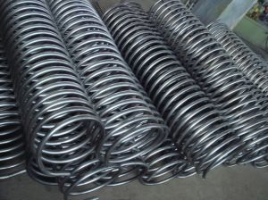 Stainless Steel Tube/Pipe/Tubing Coil for Solar Collectors (heating boiler, water tank) pictures & photos