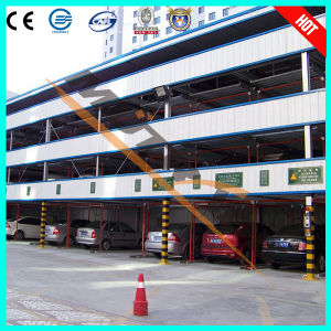 2017 Two Levels Mechanical Car Parking pictures & photos